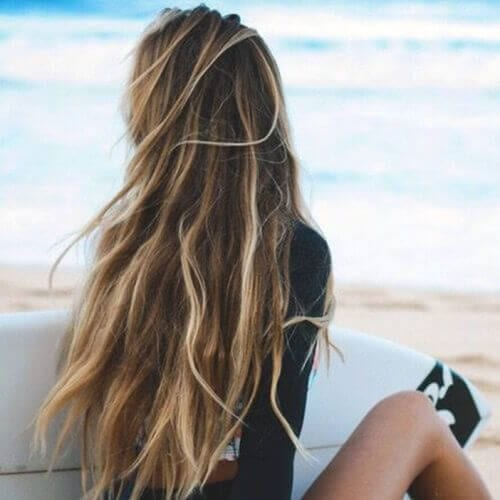 50 Cool Brown Hair With Blonde Highlights Ideas All