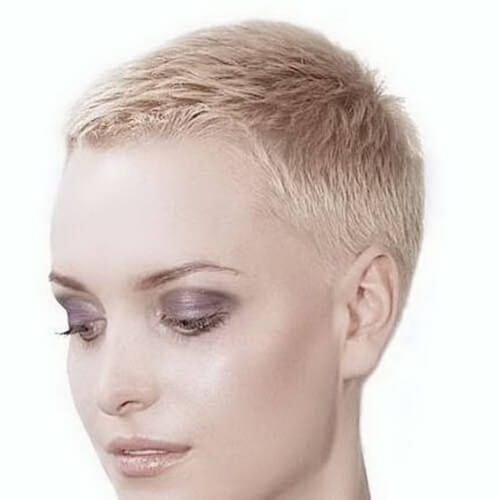 Super Short Boyish Pixie Cut short haircuts for women