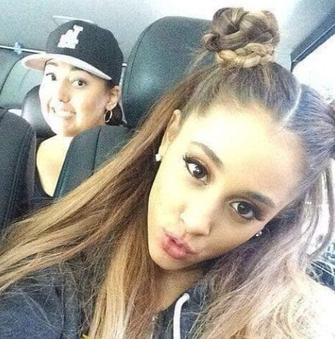 ariana grande braid hairstyles for long hair