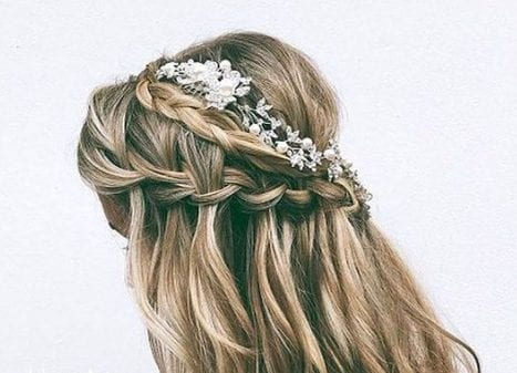 bridal braid hairstyles for long hair