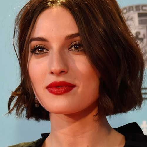 choppy bob short haircuts for women