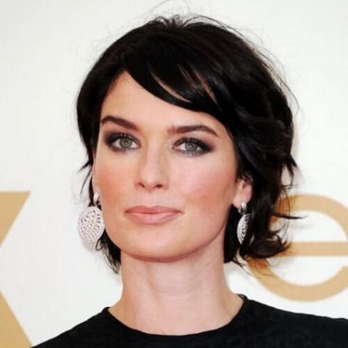lena headey short haircuts for women