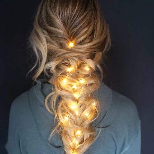 lights braid hairstyles for long hair