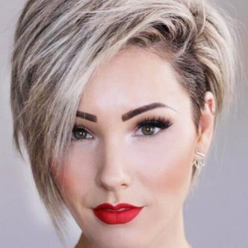 long pixie short haircuts for women