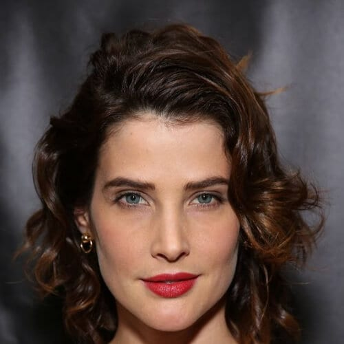 cobie smulders haircuts fot thick hair