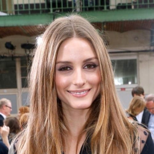 olivia palermo haircuts for thick hair