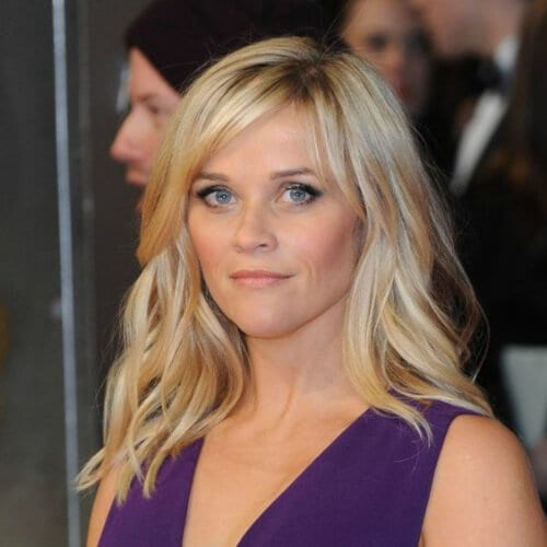 Reese Witherspoon blonde hairstyles