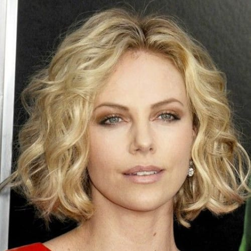 charlize theron prom hairstyles for short hair