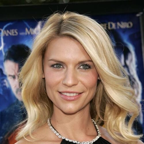 claire danes blonde hairstyles