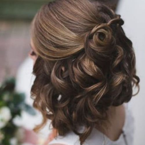 50 Fresh Prom Hairstyles for Short Hair to Wow this Season