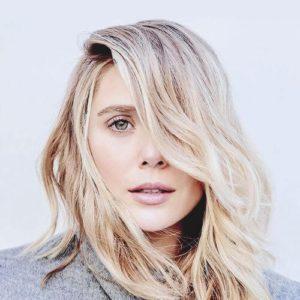 elizabeth olsen blonde hairstyles