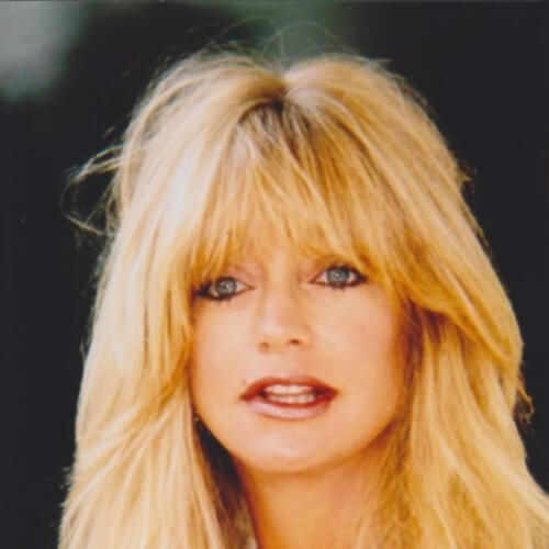 goldie hawn blonde hairstyles