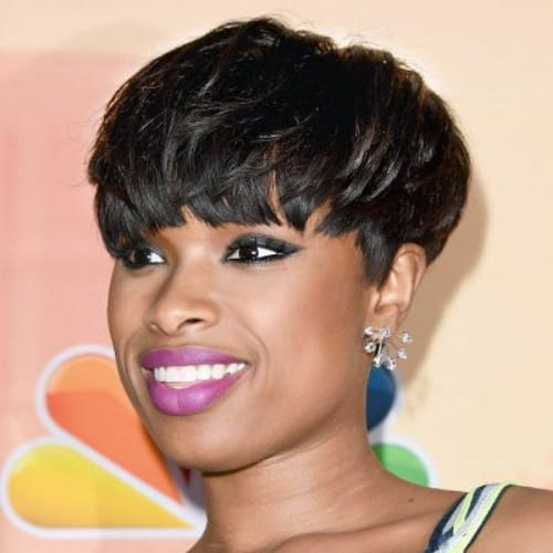 jennifer hudson prom hairstyles for short hair