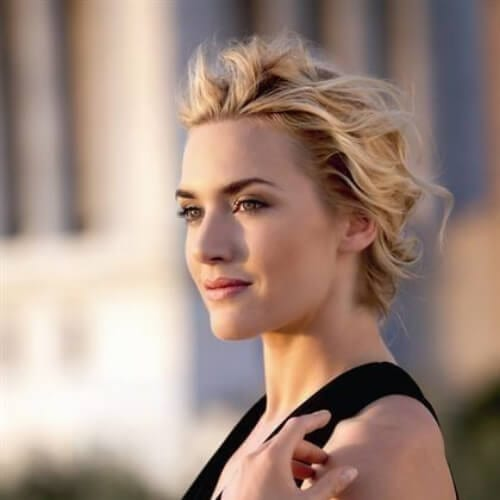 kate winslet blonde hairstyles