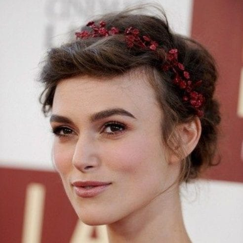 keira prom hairstyles for short hair