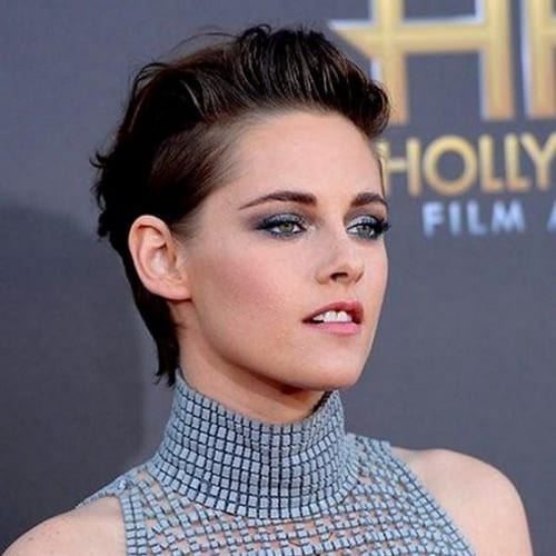 kristen stewart prom hairstyles for short hair