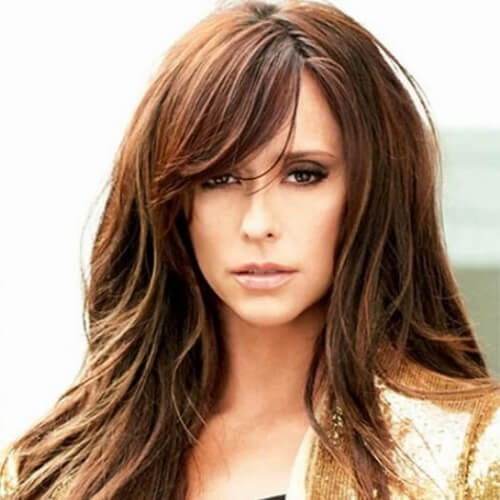 jennifer lover hewitt medium length haircuts for thick hair