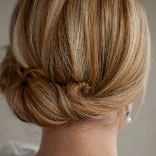 twist mother of the bride updos
