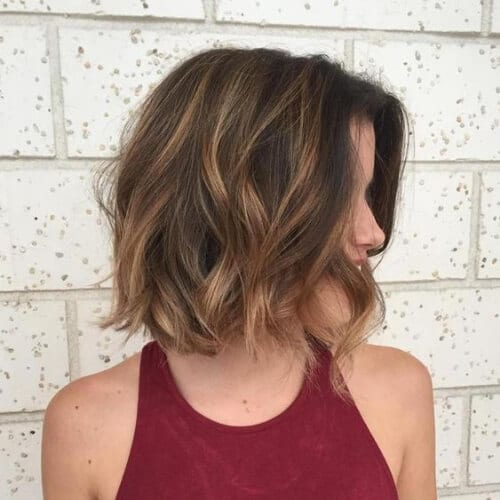 50 Dark Hair With Caramel Highlights Ideas For An Intense