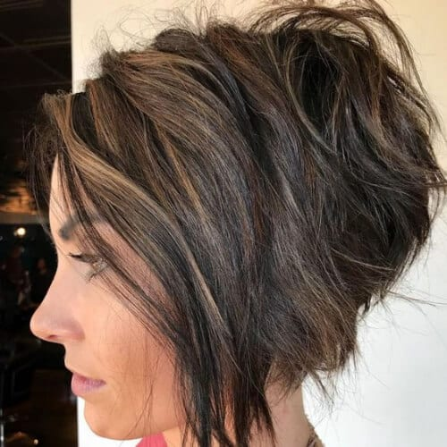 50 Creative Stacked Bob Haircut Ideas All Women Hairstyles