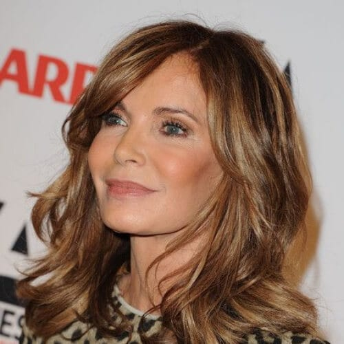 Jaclyn Smith best hairstyles for women over 50