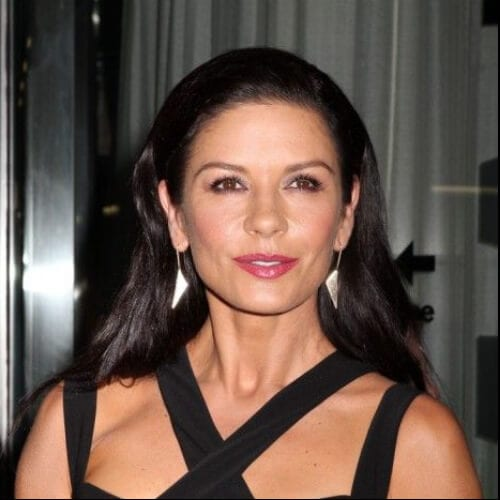 catherine zeta jones best hairstyles for women over 50