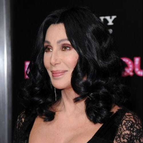 cher best hairstyles for women over 50