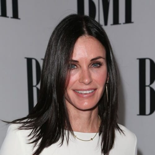 courtney cox best hairstyles for women over 50