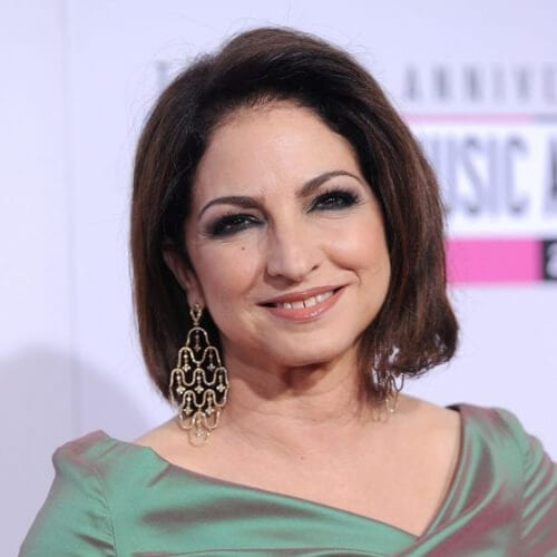 gloria estefan best hairstyles for women over 50