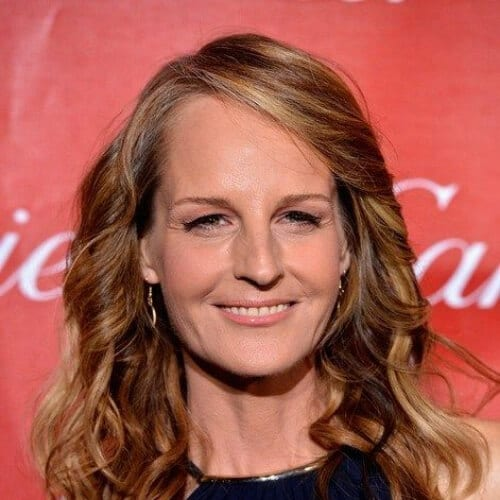 helen hunt best hairstyles for women over 50
