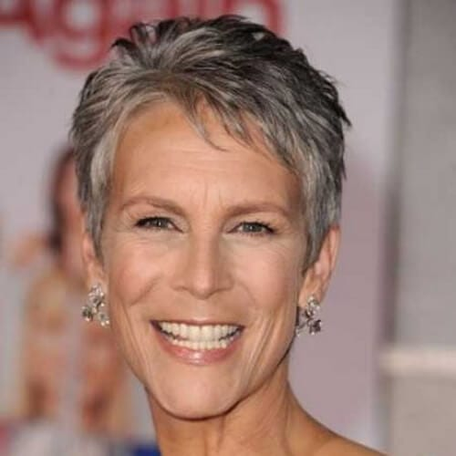 jamie lee curtis best hairstyles for women over 50