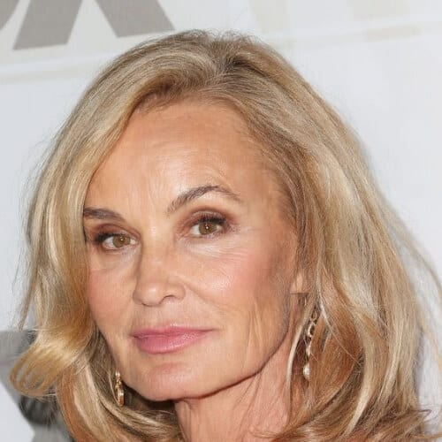 jessica lange best hairstyles for women over 50