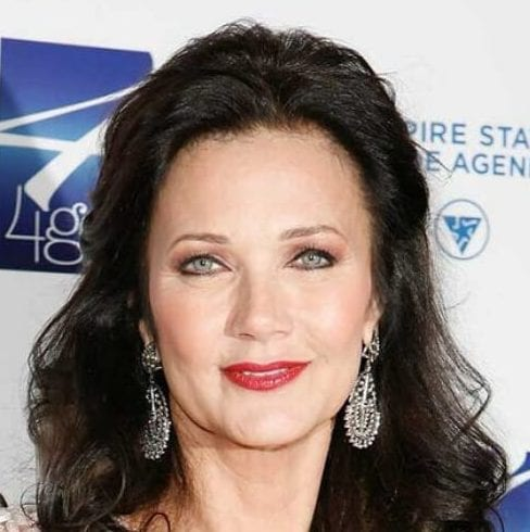 lynda carter best hairstyles for women over 50