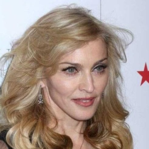 madonna best hairstyles for women over 50