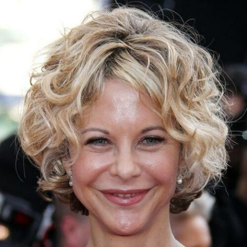 meg ryan best hairstyles for women over 50