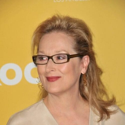meryl streep best hairstyles for women over 50