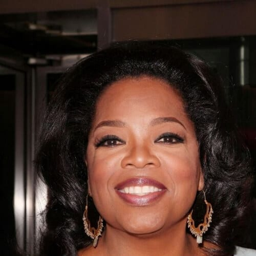 oprah best hairstyles for women over 50