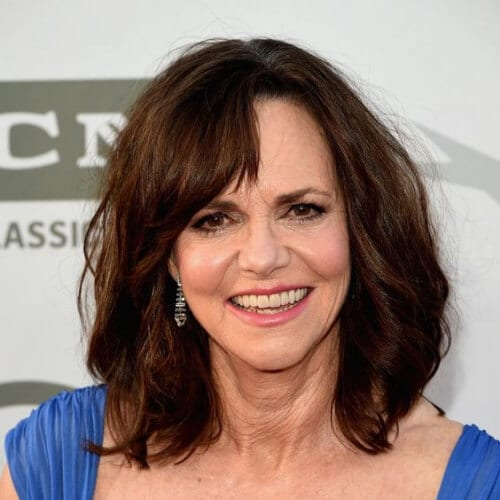 sally field best hairstyles for women over 50