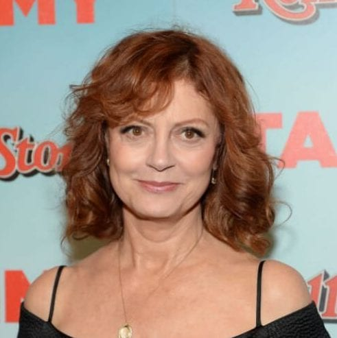 susan sarandon best hairstyles for women over 50