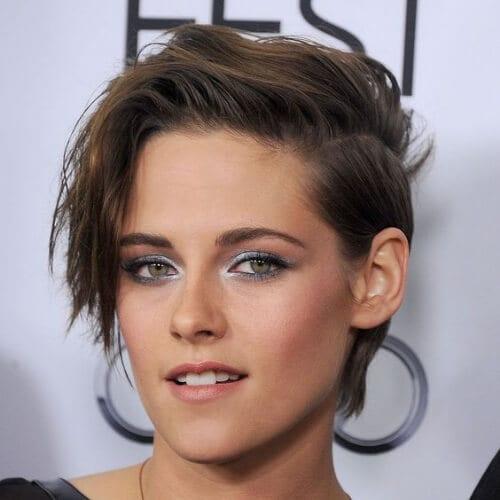 Kristen Stewart pixie haircut images