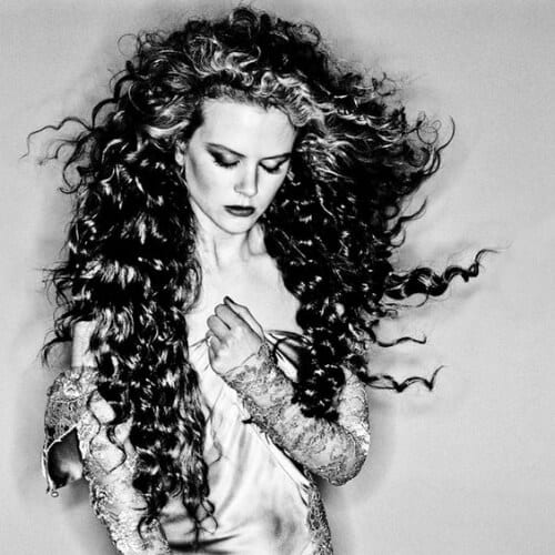 Nicole Kidman by Stephanie Prfiender Stylander curly hairstyles