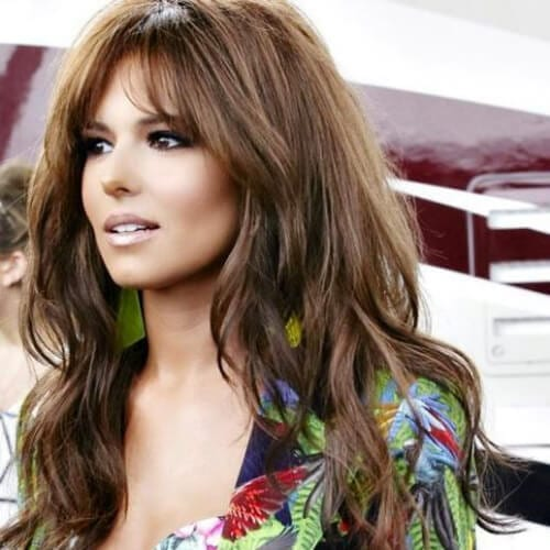 cheryl cole updos for long hair