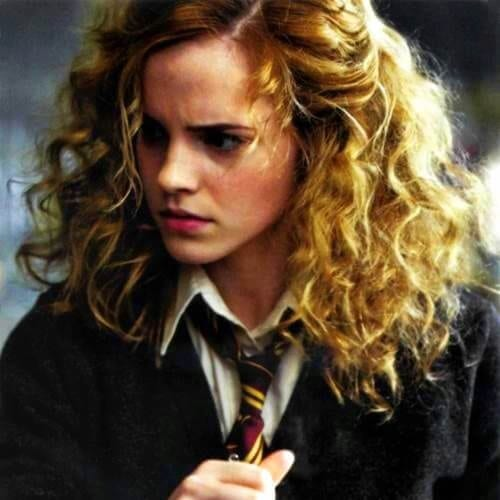 emma watson curly hairstyles