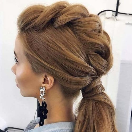 50 Contemporary Updos for Long Hair | All Women Hairstyles