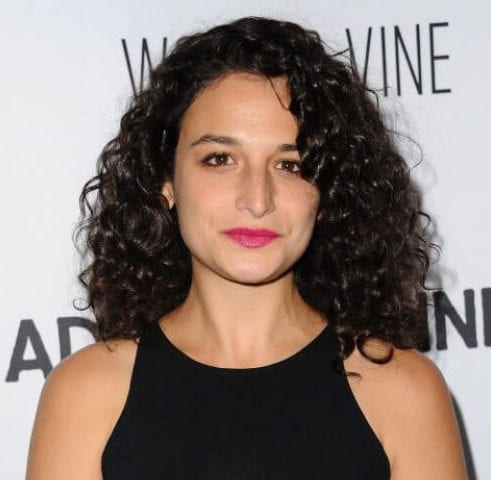 jenny slate curly hairstyles