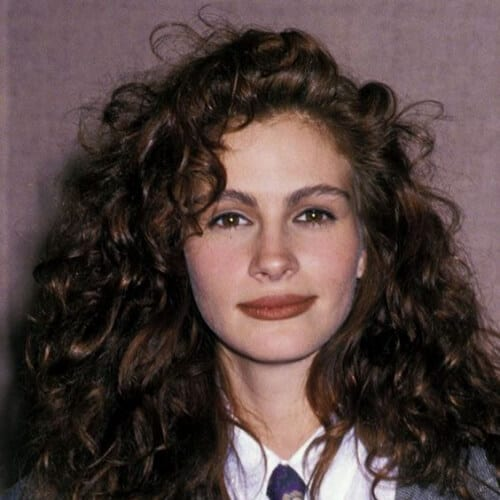 julia roberts curly hairstyles