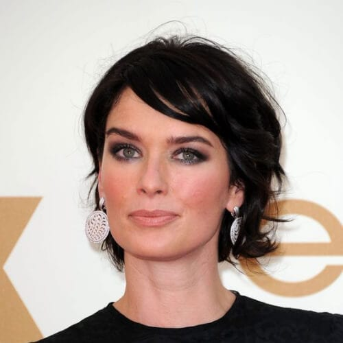 lena headey picie haircut