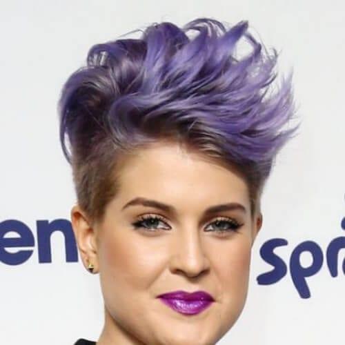sharon osbourne pixie haircut