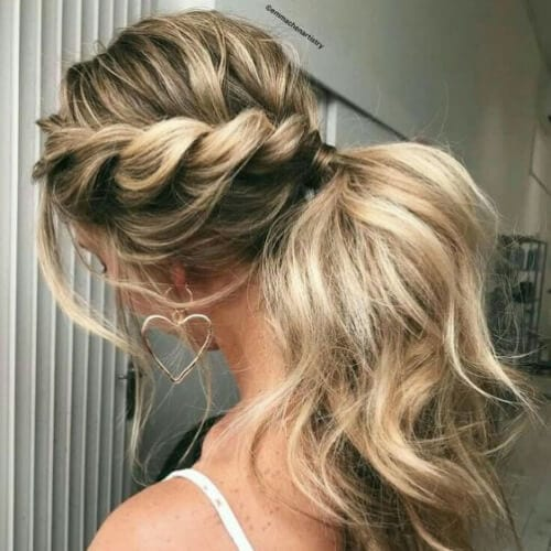50 Of The Coolest Updos For Long Hair All Women Hairstyles