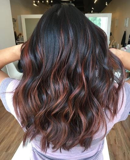The Bakersfield balayage